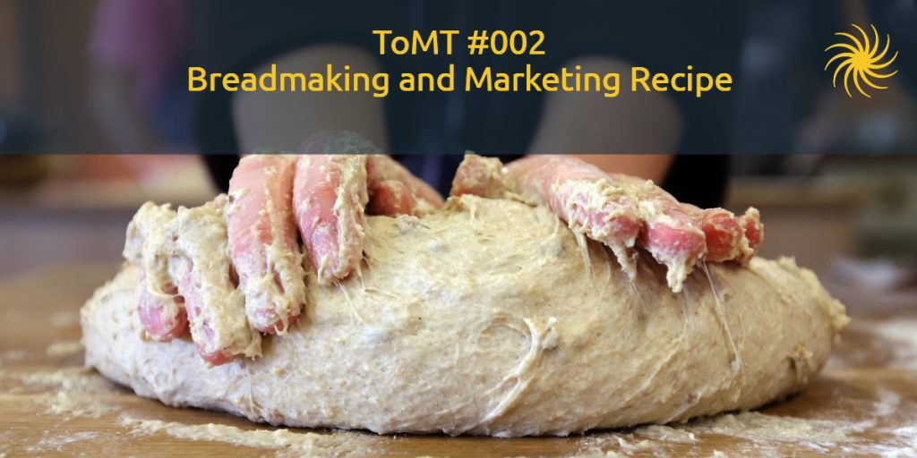 Marketing Recipe and Bread Makeing