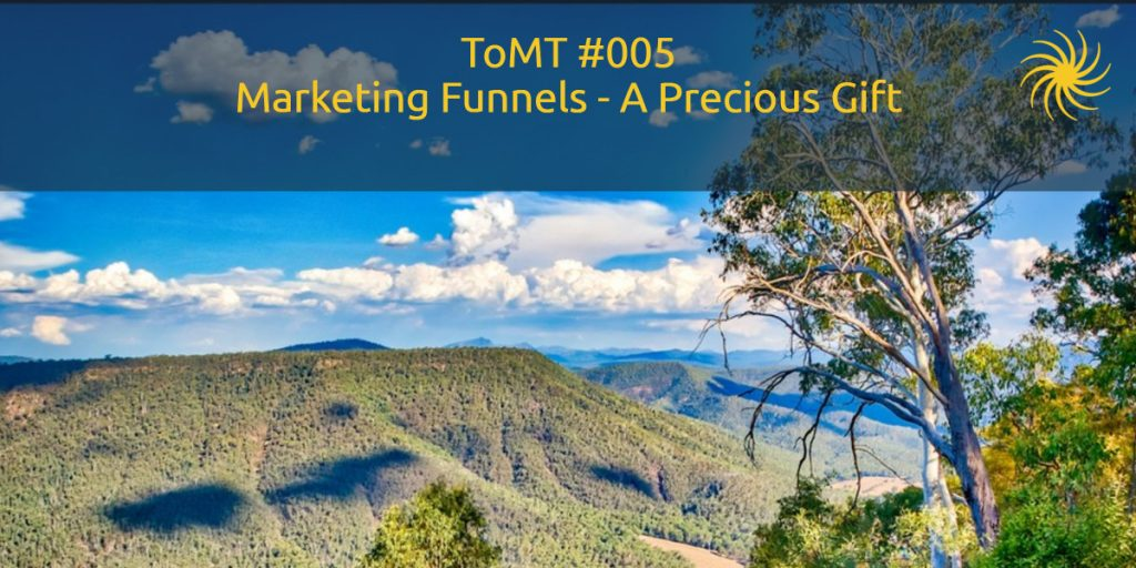 Marketing Funnels - A Precious Gift