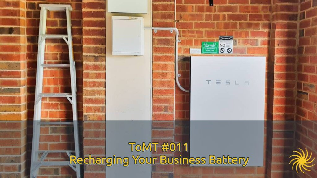Recharging Your Business Battery