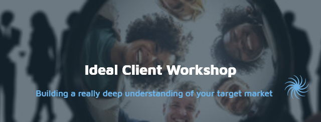 Ideal Client Workshop