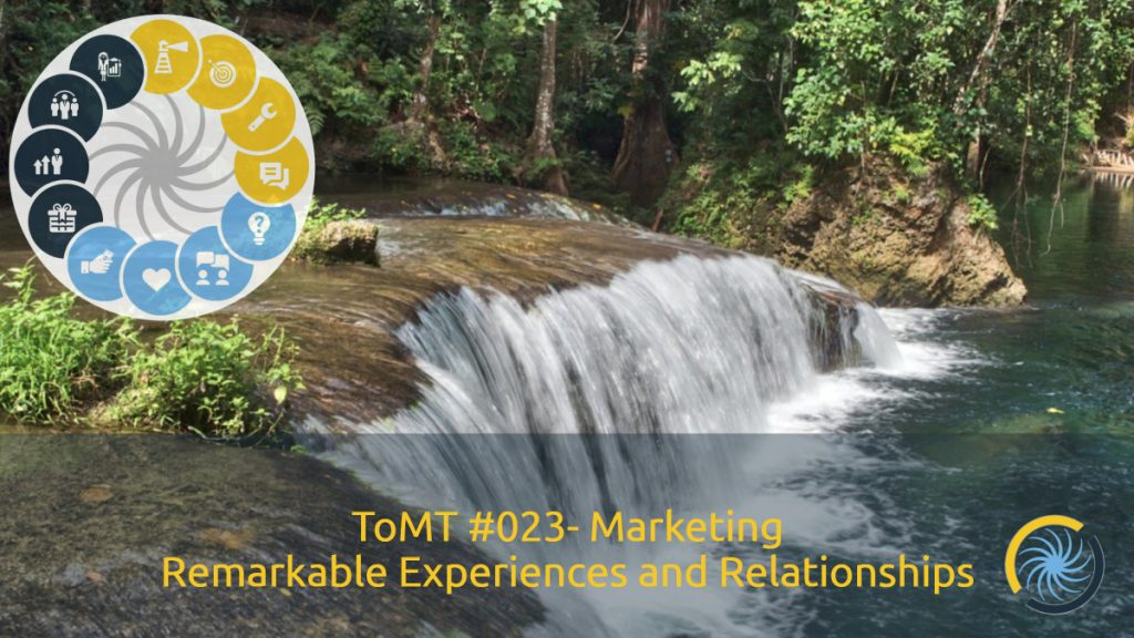 Remarkable Experiences and Relationships